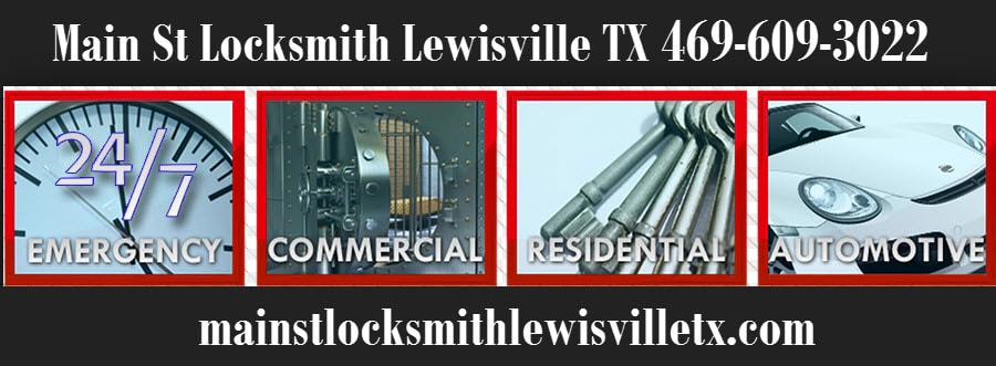 Locksmith Lewisville TX